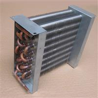 condenser for communication air conditoner