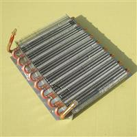 evaporator for cabinet air conditioner