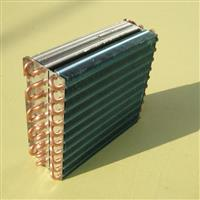 heat exchanger for dehumidifier